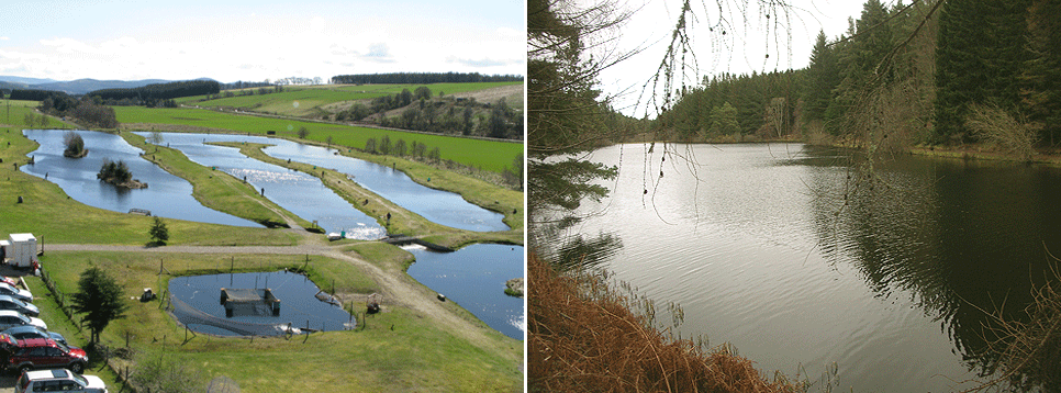 Glen of Rothes Coarse Fishing Loch