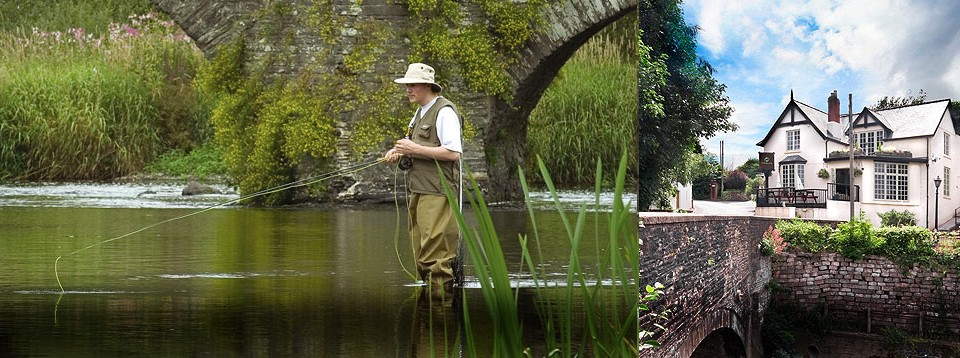 Newbridge-on-Usk Fishing & Shooting Breaks