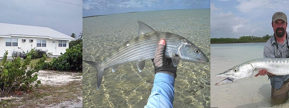 Carefree Bonefish Lodge Acklins Bahamas