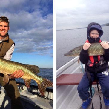Loch Leven Pike Fishing