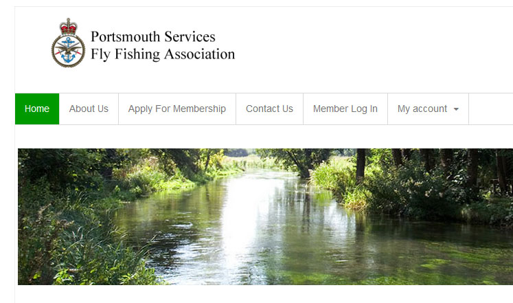 Portsmouth Services Fly Fishing Association