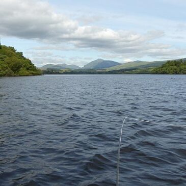 Loch Awe opens for fishing with online bookings