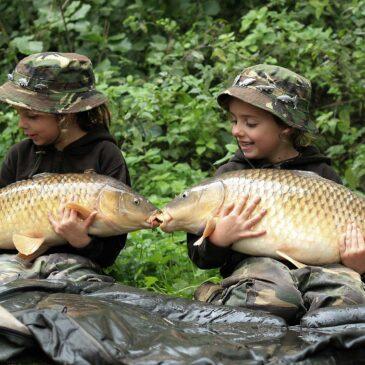 Creedy Lakes: Carp Fishing in Devon