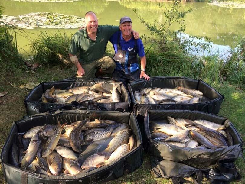 Wold Farm Fishing